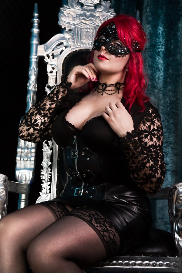 domination session in London with Mistress Anne Tittou