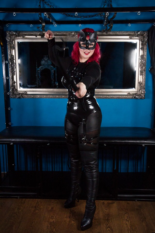 Book your BDSM session